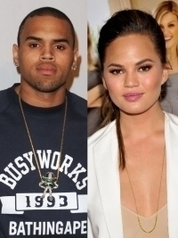 Chrissy Teigen Receives Death Threats After Criticizing Chris Brown
