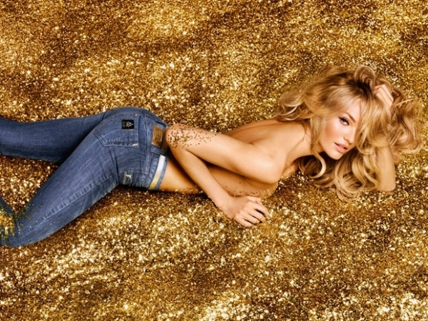 Candice Swanepoel for Colcci Luxury Collection 2012