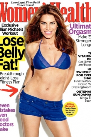 Jillian Michaels Covers Women