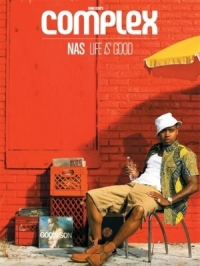 Nas Covers Complex June/July 2012