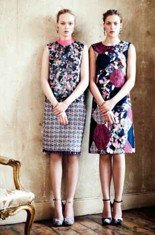 Erdem Resort 2013 Collection