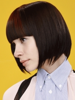 Medium Haircut Idea