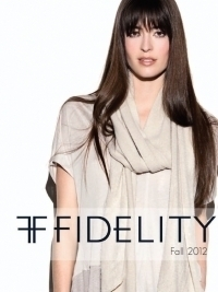 Fidelity Denim Fall 2012 Lookbook