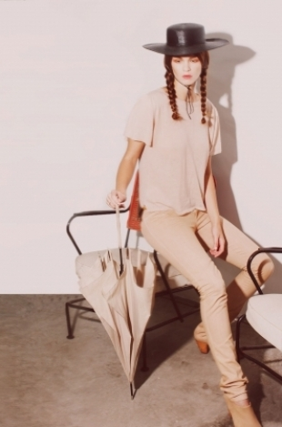 Ryan Roche Spring 2012 Collection