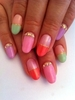 Pretty Nail Art Ideas Summer 2012