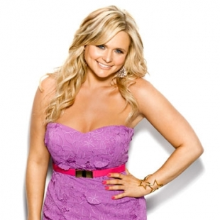 Miranda Lambert Covers SELF Magazine June 2012