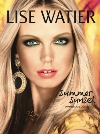 Lise Watier Summer Sunset 2012 Makeup Collection