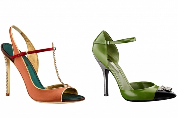 Louis Vuitton Pre-Fall 2012 Shoes