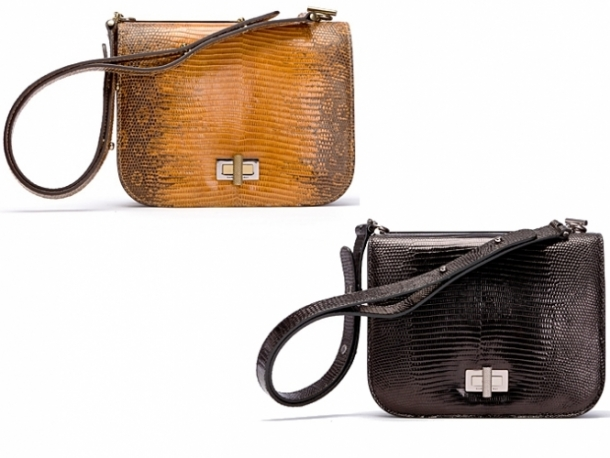 Barbara Bui Fall 2012 Bags Collection