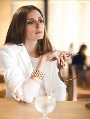 Olivia Palermo Reveals Top Style Tips for Chic Outlet Shopping®