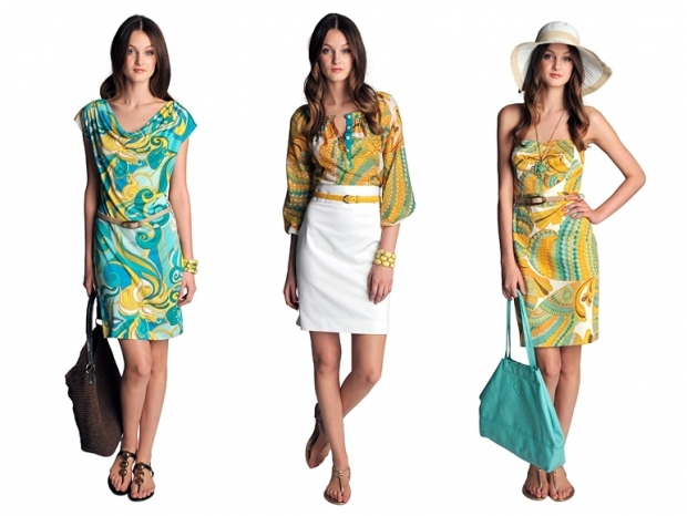 Trina Turk for Banana Republic Summer 2012 Collection