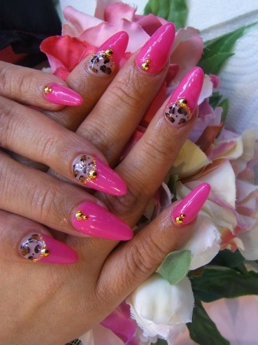 Glam nail art ideas for summer 2012 prinsesfo Images