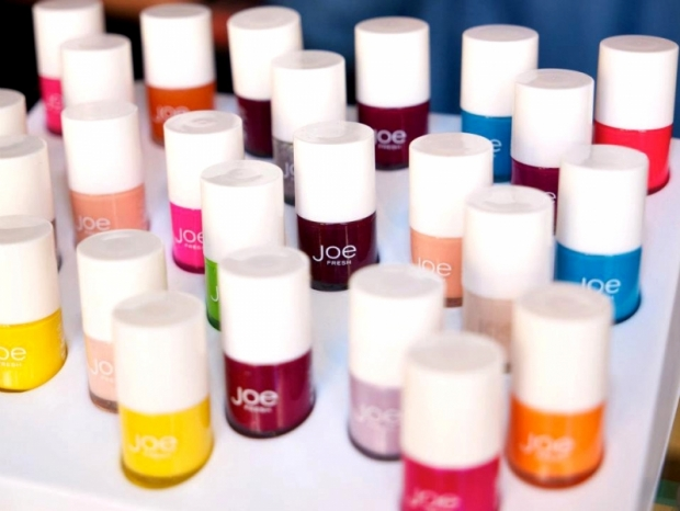 Joe Fresh Spring/Summer 2012 Nail Polishes