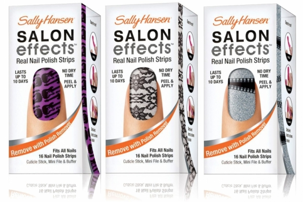Sally Hansen Rock Of Ages Salon Effects Nail Polish Strips