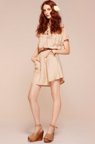 Stradivarius June 2012 Lookbook