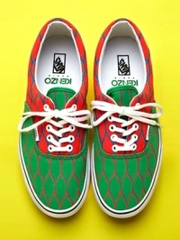 Kenzo x Vans Summer 2012 Sneakers Collection