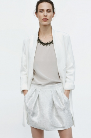 Zara June 2012 Lookbook