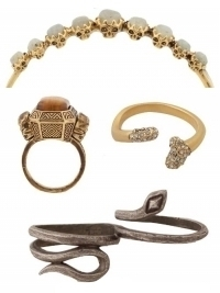 House of Harlow 1960 Fall 2012 Jewelry