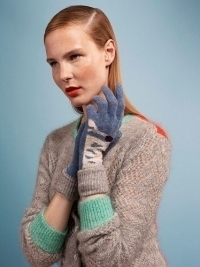 Michael van der Ham and Brora Knitwear Collection