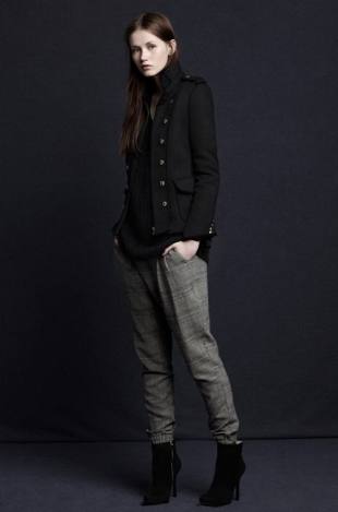 Zara TRF Lookbook November 2012