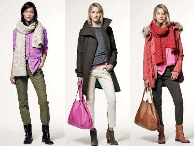 Gap Holiday 2012 Lookbook