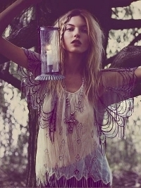 Free People November 2012 Catalog