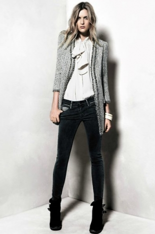 Mango November 2012 Lookbook