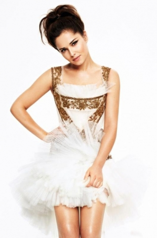 Cheryl Cole Covers Glamour UK December 2012