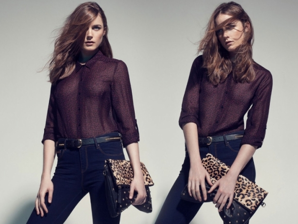 Stradivarius November 2012 Lookbook