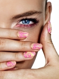 Nail Art Ideas for Holiday 2012