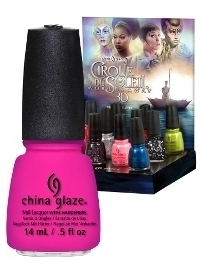 China Glaze 'Cirque du Soleil: Worlds Away' Nail Polish Collection