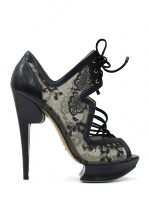 Nicholas Kirkwood Shoes for Victorias Secret Fashion Show 2012