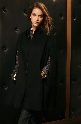 Massimo Dutti November 2012 Lookbook