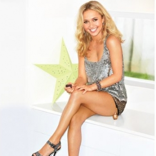Hayden Panettiere Covers Self December 2012