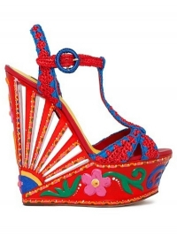 Dolce & Gabbana Spring 2013 Shoes