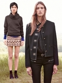 Club Monaco December 2012 Lookbook