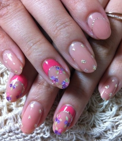 nail art trends and ideas for winter