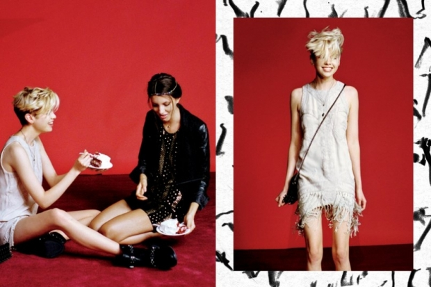 Urban outfitters 12 days of dresses holiday collection