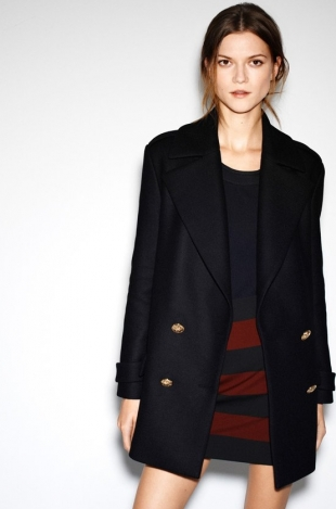 Zara December 2012 Lookbook