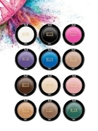 Milani Cosmetics Powder Eyeshadows