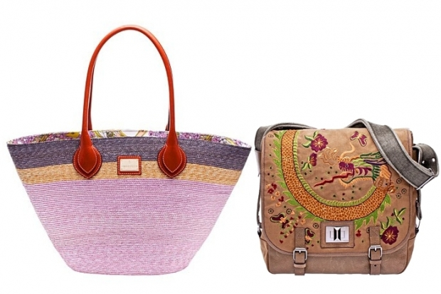 Emilio Pucci Resort 2013 Handbags