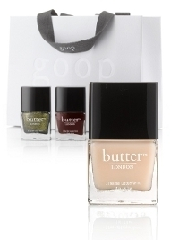 Gwyneth Paltrow for butter LONDON Nail Polishes