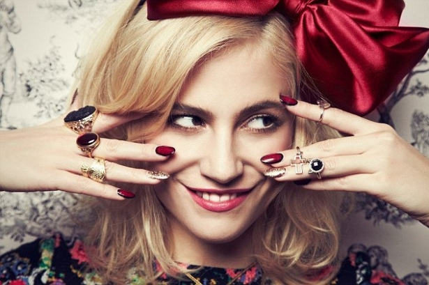 Pixie Lott for Rock N
