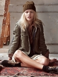 Free People Winter 2012 Lookbook