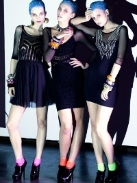 Bershka 'Stardust' Christmas 2012 Collection