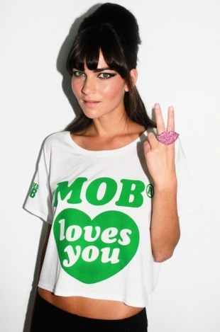 Married to the Mob Holiday 2012 Lookbook
