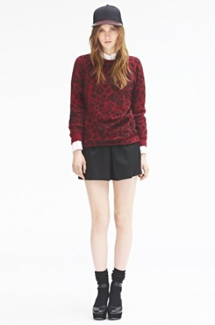 Sandro Fall/Winter 2012 Lookbook