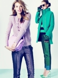 J.Crew 'Hey, Fancy Pants' Lookbook