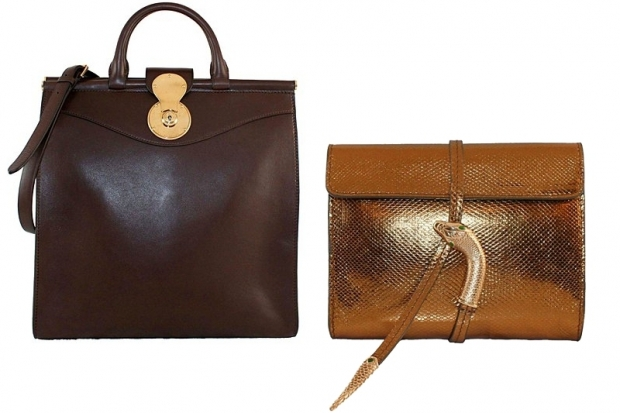 Ralph Lauren Fall/Winter 2012-2013 Handbags