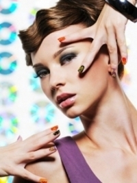 Cool Nail Art  Ideas for Fall 2012